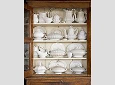 White Dishes ~ Inspirations   FRENCH COUNTRY COTTAGE
