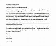 Write Letter Of Recommendation For Student 28 Letters Of Recommendation For Teacher Pdf Doc