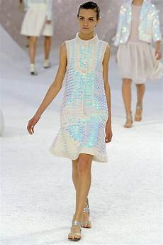 chanel 2012 dress collection fashion week prom