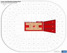 Kohl Center Seating Chart Uw Band Concert Kohl Center Wisconsin Seating Guide Rateyourseats Com