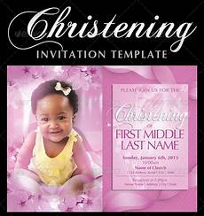 Baby Dedication Invitation Templates 27 Baptism Invitation Templates Psd Word Publisher