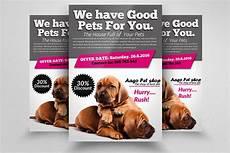 Pet Flyer Pet Shop Flyer Templates