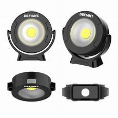 Defiant Lighting Defiant 360 Degree Pivoting Led Light 2 Pack 16fl0706