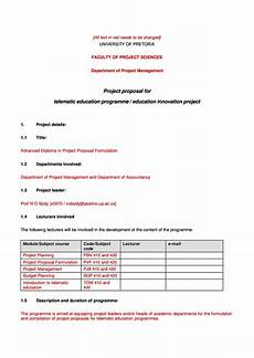 Template Proposal 43 Professional Project Proposal Templates Template Lab