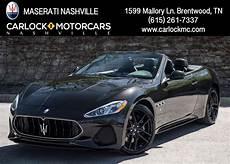 2019 Maserati Granturismo by New 2019 Maserati Granturismo Sport Convertible 2d