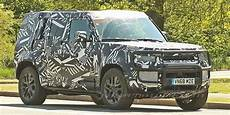 Jaguar Land Rover Defender 2020 by Land Rover Testing Hybrid 2020 Defender