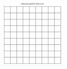 Sudoku Printable Grids 7 Printable Sudoku Templates Doc Excel Pdf Free