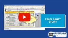 Excel Plan Template Excel Gantt Chart Project Plan Youtube