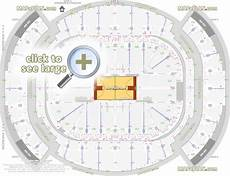 Aa Arena Miami Seating Chart American Airlines Arena Seat Amp Row Numbers Detailed