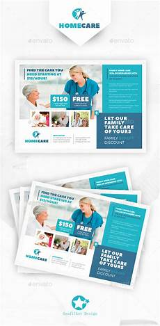 Home Care Flyer Home Health Care Flyer Templates By Grafilker Graphicriver