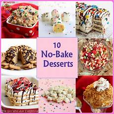 10 no bake desserts you need the who ate everything