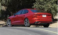 2019 volvo s60 drive 2019 volvo s60 sedan review ny daily news