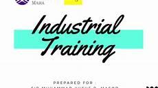 Training Presentation Industrial Training Presentation Modernmedia Sdn Bhd