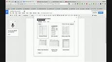 Google Docs Portfolio Template Google Docs Template Gallery Add On Youtube