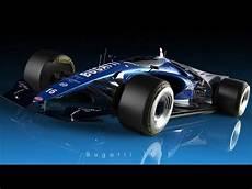 bugatti concept 2020 bugatti 101p f1 2020 concept by bull design