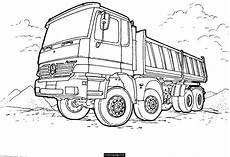 Ausmalbilder Bruder Lkw Semi Truck Coloring Pages To And Print For Free