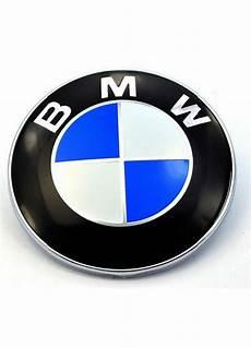 GENUINE BMW KIT Roundel REAR TRUNK Lift gate Hatch Emblem Sign Logo 2007-2013 x5