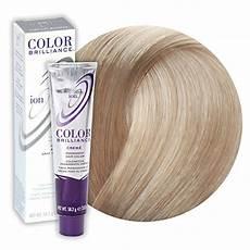 Color Brilliance Light Ash Ion Color Brilliance Permanent Creme Hair Color Buy