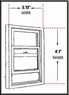 Window Measurements Kittdell Standard House Window Sizes
