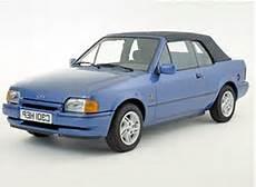 Руководство по ремонту Ford Escort Форд Эскорт 1980 1990