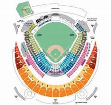 Kauffman Stadium Row Chart 2012 Mlb All Star Game Kansas City Kauffman Stadium Full