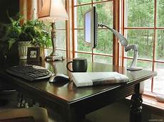 Fresh Home Fresh Home Office With Backyard View Interior Design Ideas