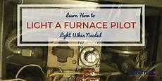 Electric Furnace Pilot Light Learn How To Light A Furnace Pilot Light When Needed