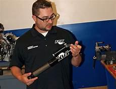 Shock Technician Inside The Fox Qs 3 Shock Snowmobile Com