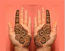 Hennagir Designs Top 10 Traditional Henna Mehndi Designs For Karva Chauth