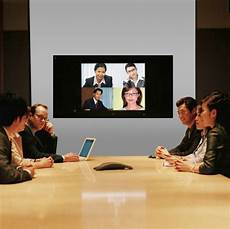 Video Conderencing How Video Conferencing Works