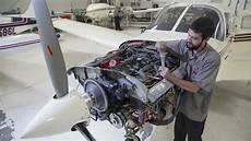 Airplane Mechanic Triad Aviation Considers Leaving Burlington For South