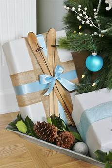creative gift wrapping ideas sand and sisal