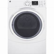 Lighting A Gas Dryer Ge 7 5 Cu Ft Gas Front Load Dryer In White Gfd45gsskww