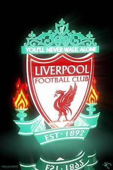 liverpool wappen wallpaper illuminated liverpool logo by kitster29 on deviantart