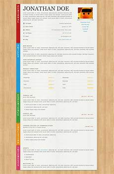 Blue Resume Paper 40 Great Html Cv Resume Templates Template Idesignow
