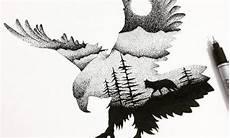 desenho criativos ilustrador cria incr 237 veis desenhos utilizando pontos