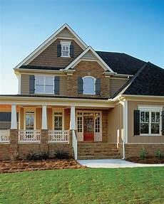 craftsman style house plan 4 beds 2 5 baths 2443 sq ft