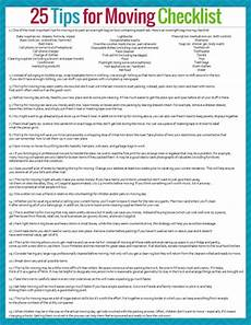 Check List For Moving Tips For Moving Plus A Free Printable Moving Checklist