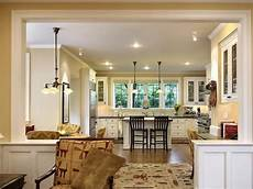 Living Kitchen Dining Open Floor Plan 21 Kitchen And Living Room Open Floor Plans That Will Make