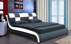 domino designer leather bed modern designer bed