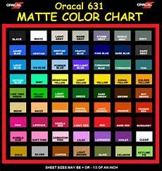 Oracal 751 Color Chart Pdf Oracal 631 Color Chart Pdf Filecloudvalues