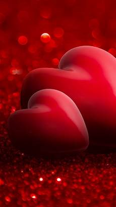 Valentines Heart Photos Wallpaper S Day Love Image Heart Red 4k
