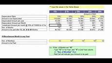 Depreciation Calculator Car Cost Depreciation Calculator Youtube