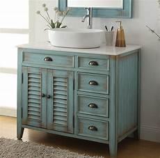 36 quot inch bathroom vanity coastal style white vessel