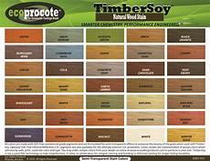 Natural Wood Colors Chart Timbersoy Natural Wood Stain Color Chart Virtually
