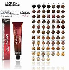 Loreal Hair Color Color Chart L Oreal Professional Majirel Majiblond Amp Majirouge Hair
