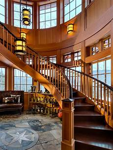 Stair Ideas 20 Graceful Rustic Staircase Designs You Re Going To