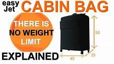 cabin baggage for easyjet easyjet cabin bag explained