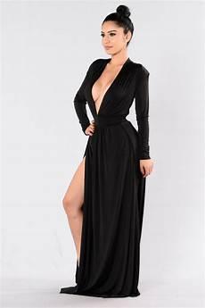 spree dress black