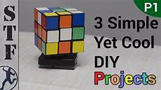 3 simple yet cool diy projects part 1
